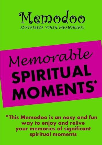 Memodoo Memorable Spiritual Moments (Paperback)