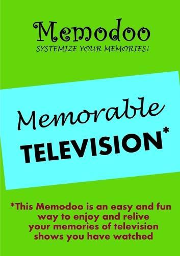 Memodoo Memorable Television (Paperback)