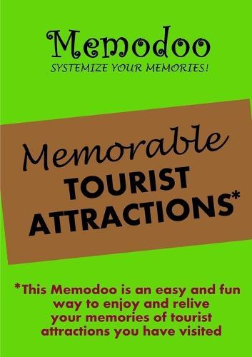 Memodoo Memorable Tourist Attractions (Paperback)