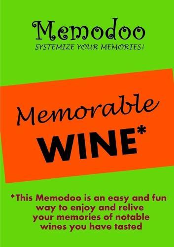 Memodoo Memorable Wine (Paperback)