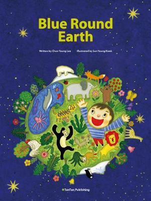 Blue Round Earth (Hardback)