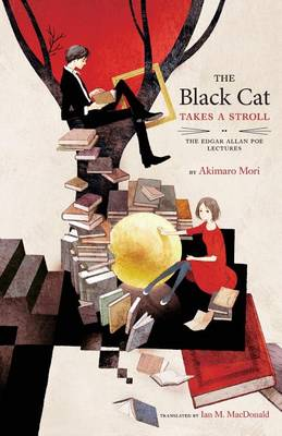 The Black Cat Takes a Stroll: The Edgar Allan Poe Lectures - Black Cat 1 (Paperback)
