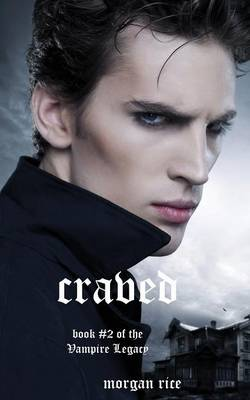Craved (Book #10 in the Vampire Journals) (Paperback)