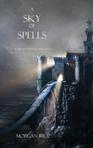 A Sky of Spells - Sorcerer's Ring 09 (Paperback)