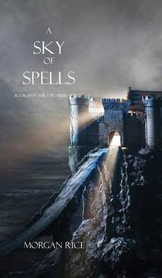 A Sky of Spells - Sorcerer's Ring 09 (Hardback)