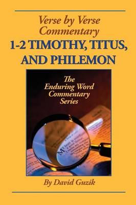 1-2 Timothy, Titus, Philemon (Paperback)