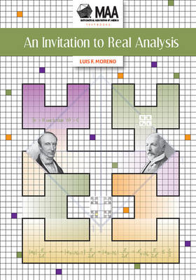 Mathematical Association of America Textbooks: Invitation to Real Analysis (Hardback)