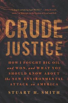 Crude Justice: How I Fought Big Oil and Won,  and What You Should Know About the New Environmental Attack on America (Hardback)