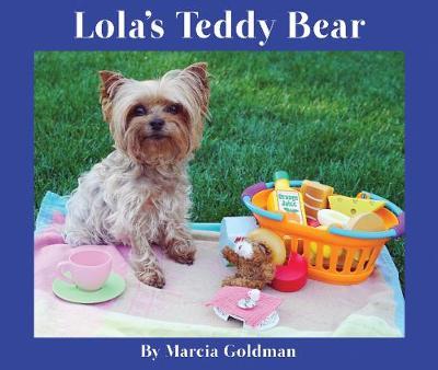 Lola's Teddy Bear (Hardback)