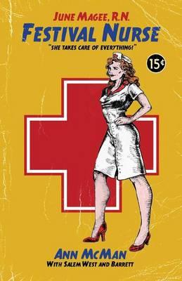 June Magee, R.N., Festival Nurse (Paperback)