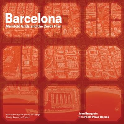 Barcelona Collage: Manifold Grid and the Plan of Cerda (Paperback)