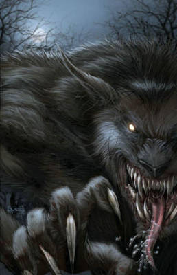 Grimm Fairy Tales Presents: Vampires and Werewolves (Paperback)
