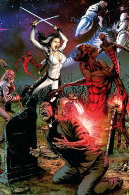 Grimm Fairy Tales Presents: Zombies and Demons (Paperback)