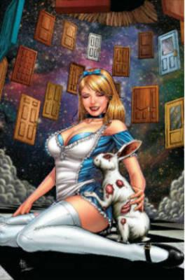 Wonderland: Down the Rabbit Hole (Paperback)