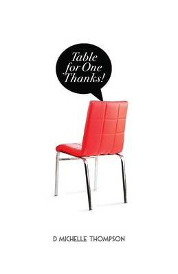 Table for One, Thanks! (Paperback)