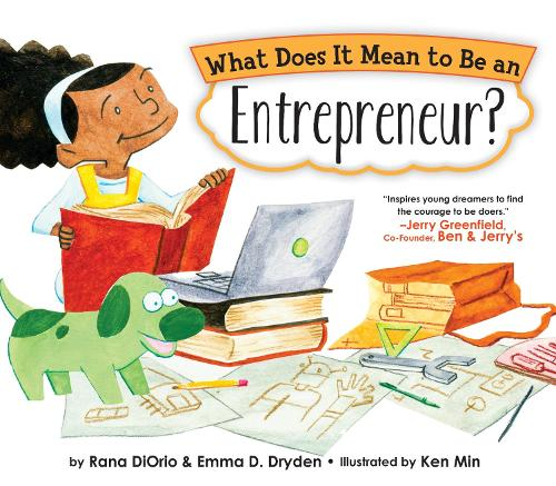 What Does It Mean To Be An Entrepreneur? (Hardback)