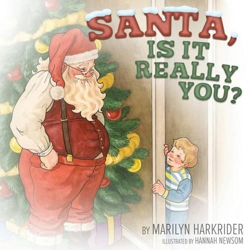 Santa, Is It Really You? (Paperback)