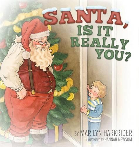 Santa, Is It Really You? (Hardback)