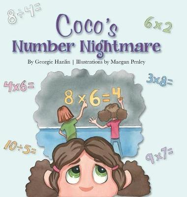 Coco's Number Nightmare (Hardback)