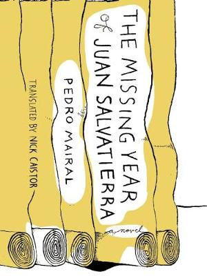 The Missing Year Of Juan Salvatierra (Paperback)
