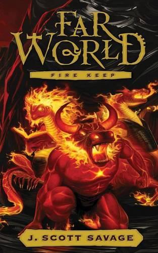 Fire Keep - Farworld 04 (Paperback)