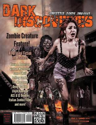 Dark Discoveries - Issue #28 (Paperback)