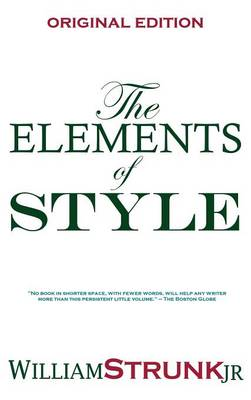 The Elements of Style (Hardback)