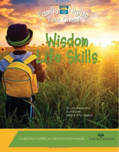 Family Nights Tool Chest: Wisdom Life Skills (Paperback)
