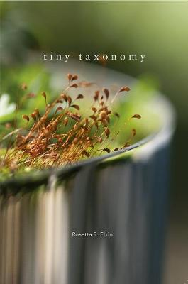 Tiny Taxonomy: Individual Plants in Landscape Architecture (Hardback)