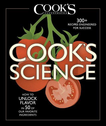 Cook's Science (Hardback)