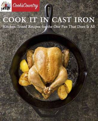 Cook It In Cast Iron (Paperback)