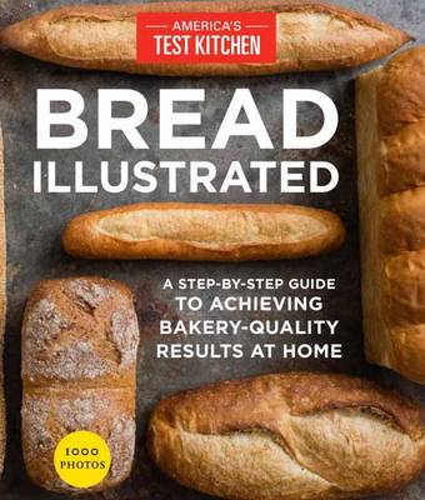 Bread Illustrated (Paperback)