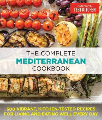 The Complete Mediterranean Cookbook (Paperback)
