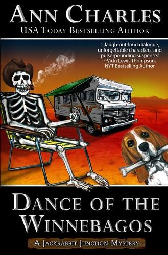 Dance of the Winnebagos - Jackrabbit Junction Mystery (Paperback)