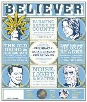 The Believer, Issue 108 (Paperback)
