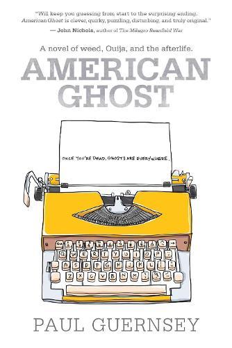 American Ghost (Hardback)