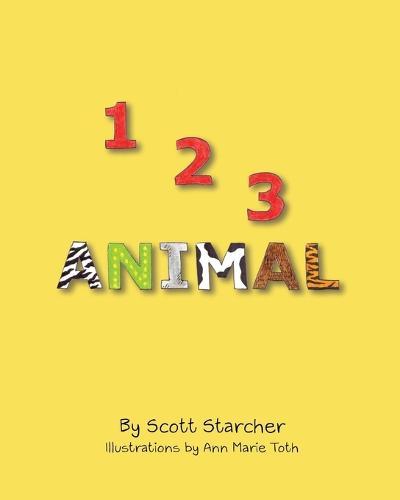 123 Animal (Paperback)