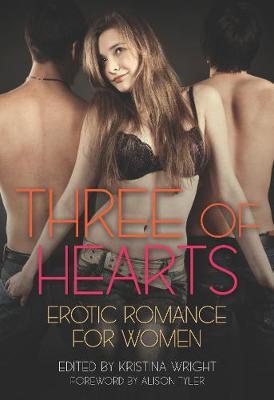 Three of Hearts: Erotic Romance for Women (Paperback)