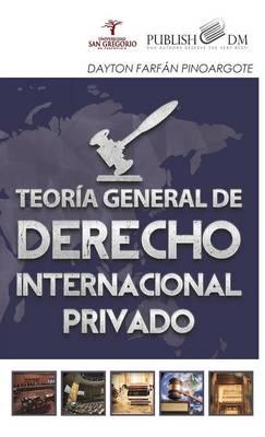 Teoria General de Derecho Internacional Privado (Hardback)