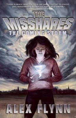The Misshapes: The Coming Storm: The Coming Storm (Paperback)