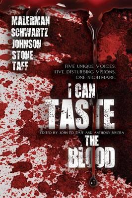I Can Taste the Blood (Paperback)