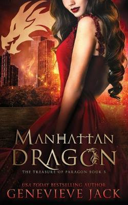 Manhattan Dragon - Treasure of Paragon 3 (Paperback)
