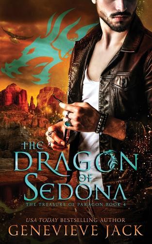 The Dragon of Sedona - Treasure of Paragon 4 (Paperback)
