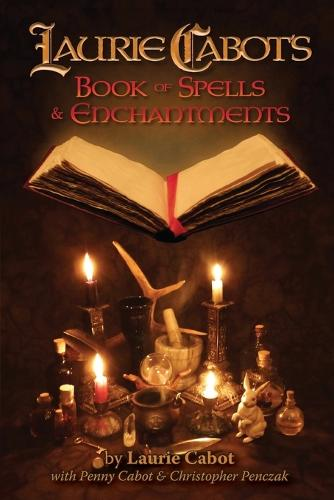 Laurie Cabot's Book of Spells & Enchantments (Paperback)