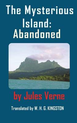 The Mysterious Island: Abandoned. (Hardback)