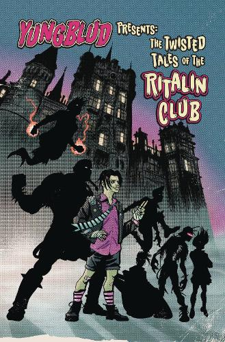 Yungblud Presents the Twisted Tales of the Ritalin Club (Paperback)