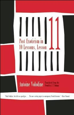 Post Exoticism In Ten Lessons, Lesson Eleven (Paperback)