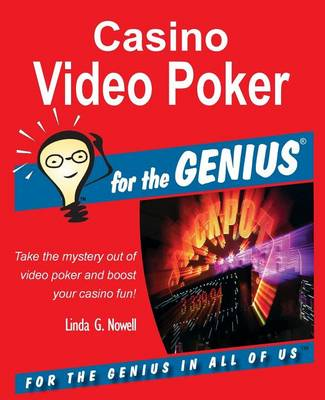 Casino Video Poker for the Genius (Paperback)