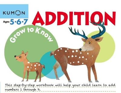 Grow-To-Know Addition (Paperback)