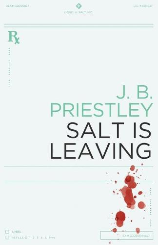 Salt is Leaving (Paperback)